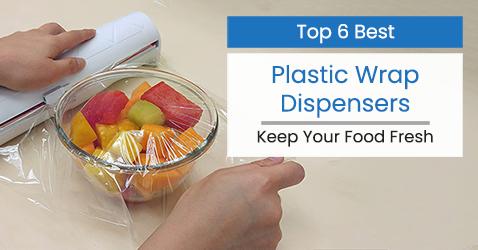 best plastic wrap dispenser